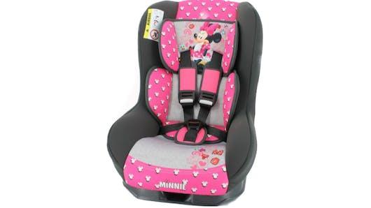 """Rappel du siège-auto """"Driver Minnie"""", vendu par Carrefour"""